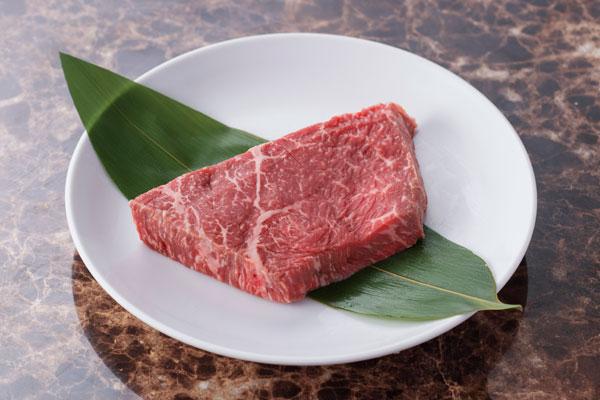 希少赤身肉
